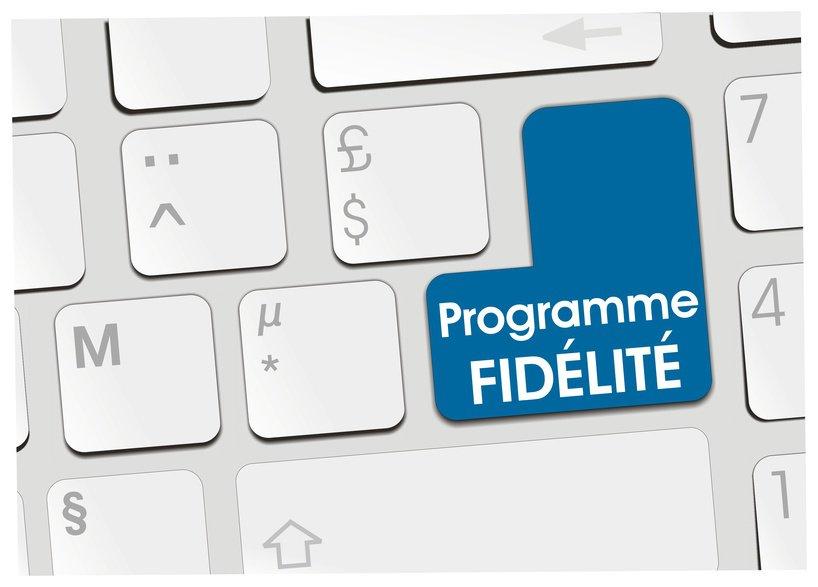 Programmes de fidélité